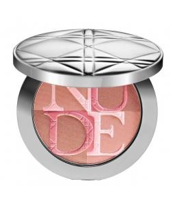 Сияющая пудра - Christian Dior Diorskin Nude Shimmer Instant Illuminating Powder
