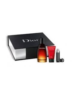 Christian Dior Fahrenheit - Набор (туалетная вода 100 мл + миниатюра 3 мл + гель для душа 50 мл)