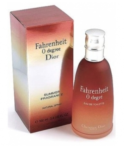 Fahrenheit 0 Degree от Dior для мужчин