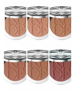 УЦЕНКА Пудра-бронзер - Christian Dior Diorskin Nude Tan Nude Glow Sun Powder тестер без коробки