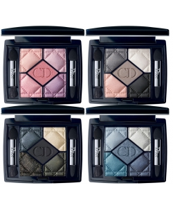 УЦЕНКА Тени для век - Christian Dior 5 Color Eyeshadow тестер без коробки