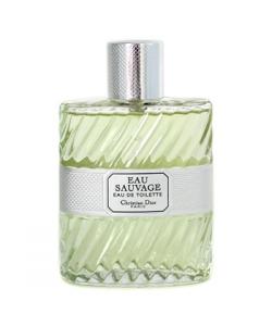 Christian Dior Eau Sauvage - Туалетная вода - тестер с крышечкой