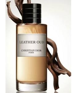 Christian Dior The Collection Couturier Parfumeur Leather Oud - Парфюмированная вода - тестер с крышечкой