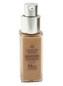 Тональный крем-сыворотка тестер - Christian Dior Capture Serum Foundation SPF 15