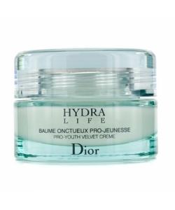 Увлажняющий насыщенный крем - Christian Dior Hydra Life Pro-Youth Velvet Creme