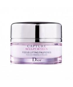 Крем для кожи вокруг глаз для укрепления кожи - Christian Dior Capture Sculpt 10 Gel Creme Yeux тестер