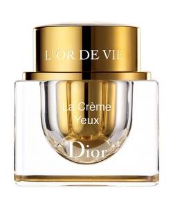 Крем для контура глаз - Lor De Vie La Creme Yeux