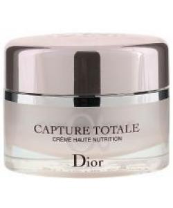 Крем для лица и шеи питательный насыщенной текстуры - Christian Dior Capture Totale Creme Haute Nutrition Visage and Cou SPF 20 тестер 60мл