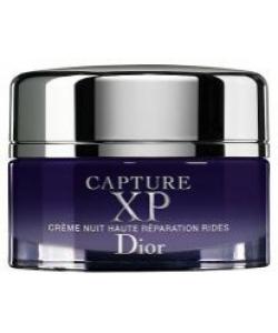 Крем для лица интенсивная коррекция морщин - Christian Dior Capture R60/80 XP Nuit Creme Haute Reparation Rides тестер 50мл
