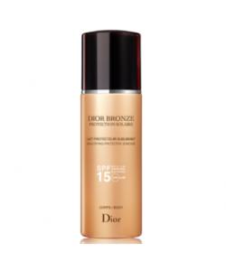 Крем для усиления загара - Christian Dior Dior Bronze Protection Solaire Tan Enhancer Medium Protection SPF 10