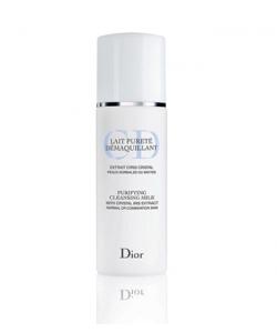 Молочко для снятия макияжа для сухой кожи - Christian Dior Lait Tendre Demaquillant