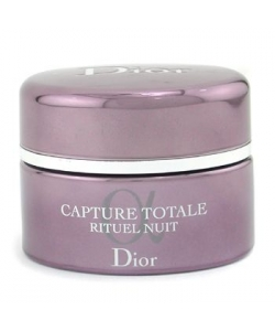 Ночной восстанавливающий крем для нормальной и комбинированной кожи - Capture Totale Creme Nuit Regeneration тестер