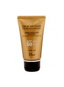 Солнцезащитный крем для лица - Christian Dior Dior Bronze SPF 30 тестер
