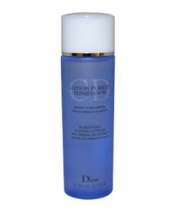 Тонизирующий лосьон - Christian Dior Purifying Toning Lotion with Crystal Iris Extract тестер 200мл