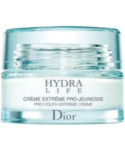 Увлажняющий насыщенный крем - Christian Dior Hydra Life Pro-Youth Extreme Creme тестер