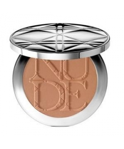 Пудра для лица Christian Dior Diorskin Nude Tan Healthy Glow Enhancing Powder