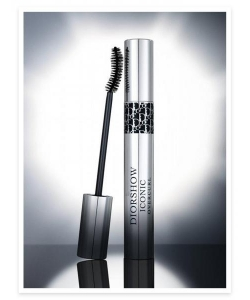 Водостойкая тушь для ресниц - Christian Dior Diorshow Iconic Overcurl Waterproof тестер без коробки
