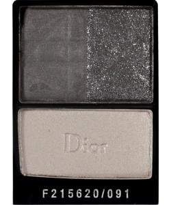 Тени для век - Christian Dior 3 Couleurs Glow Eyeshadow тестер без коробки