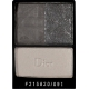 Тени для век - Christian Dior 3 Couleurs Glow Eyeshadow тестер без коробки