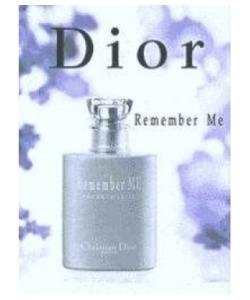 Remember Me от Dior для женщин