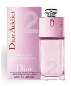 Dior Addict 2 Sparkle in Pink от Dior для женщин
