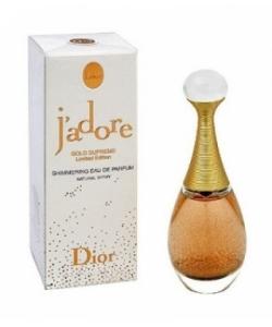 JAdore Gold Supreme Divinement Or от Dior для женщин