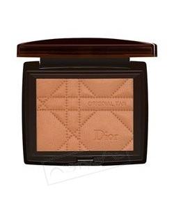 УЦЕНКА Пудра компактная - Christian Dior Dior Bronze Matte Sunshine SPF 20 тестер без коробки