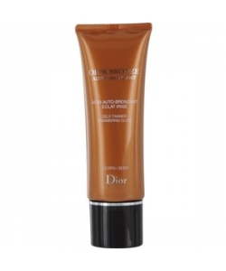 Автозагар для лица - Christian Dior Dior Bronze Self Tanning Creme - Gel Natural Glow