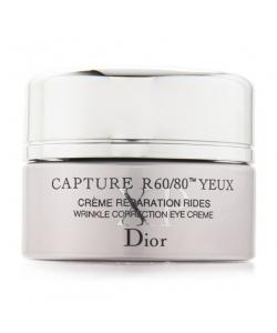 Крем востанавливающий вокруг глаз - Christian Dior Capture R60/80 Xp Yeux Wrinkle Correction Eye Creme тестер