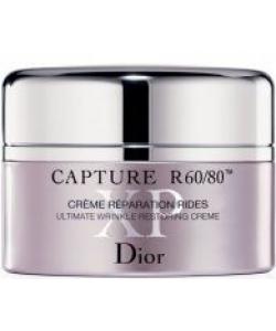 Крем для коррекции морщин для сухой кожи - Christian Dior Capture R60/80 XP Ultimate Wrinkle Restoring Creme тестер