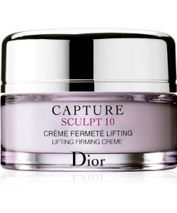 Крем для лица и шеи подтягивающий - Christian Dior Capture Sculpt 10 Creme Fermete Lifting тестер
