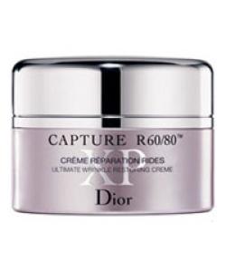 Крем для лица против первых морщин - Christian Dior Capture R60/80 First Wrinkles Smoothing Creme тестер