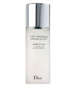 Молочко для снятия макияжа для лица и век - Christian Dior Lait Purete Demaquillant Purifying Cleansing Milk