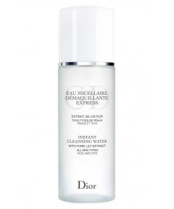 Очищающая вода моментального действия - Christian Dior Instant Cleansing Water тестер