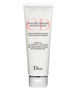 Очищающая пенка - Christian Dior Demaquillant Mousse Tendre Nettoyante тестер