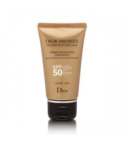 Солнцезащитный крем для тела - Dior Bronze Creme Protecrice Sublimante SPF 30
