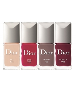 Гелевый лак Dior Vernis Couture Colour Gel Shine and Long Wear Nail Lacquer