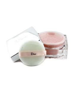 Пудра рассыпчатая Christian Dior Diorskin Nude Luminous Rose Powder тестер