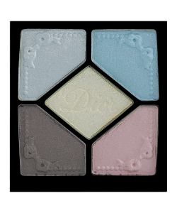 Палитра теней для глаз - Christian Dior 5 Couleurs Couture Colour Eyeshadow Palette Trianon Edition тестер без коробки