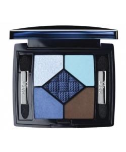 Тени для век - Christian Dior 5 Couleurs Couture Colour Eyeshadow Palette Transat Edition тестер без коробки